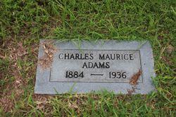 Charles Maurice Adams