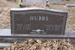 Jack Vere Hubbs
