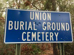 Union Burial Ground Cemetery