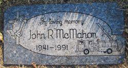 John R. McMahon