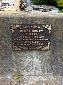Derek Ridley Pretty