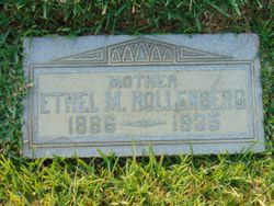 Ethel <I>Martin</I> Hollenberg