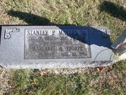 Margaret A <I>Thorpe</I> Mayers