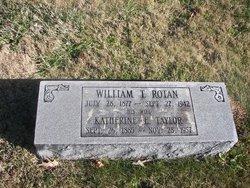 William T Rotan