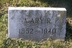 Mary R Davis