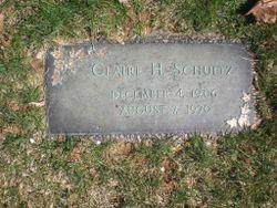 Claire H. Schultz