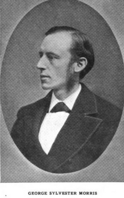 George Sylvester Morris