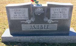 Grace Etta <I>Boutwell</I> Ashbee