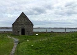 St. Oran's Chapel Cemetery-the Reilig Ourain
