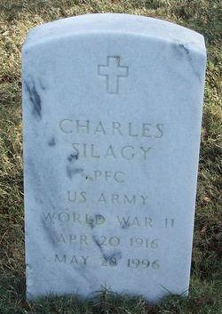 Charles Silagy