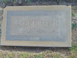 Jane E. Forrest