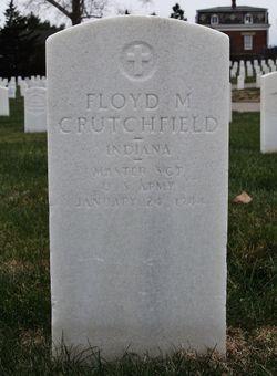 Floyd May Crutchfield