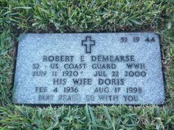 Doris <I>Simmons</I> Demearse