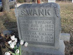 Bertha <I>Haag</I> Swank
