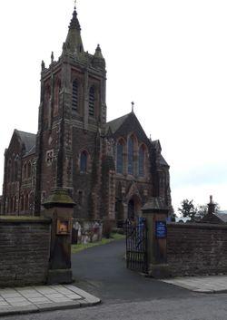 Dryfesdale Parish Churchyard