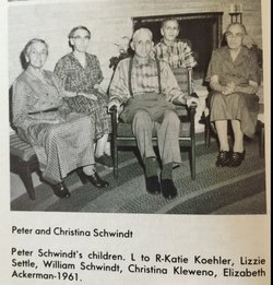 Elizabeth <I>Schwindt</I> Ackerman