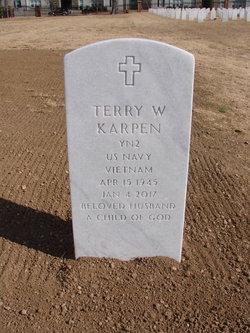 Terry Wayne Karpen