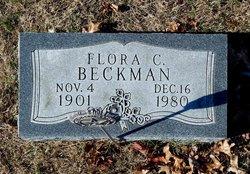 Flora C. <I>Zenthoefer</I> Beckman