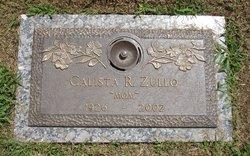 Calista R Zullo