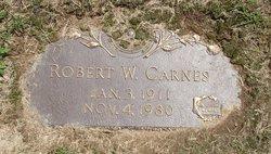 Robert W Carnes