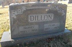 "John Harvey ""Harvey"" Dillon"