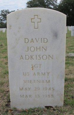 David John Adkison