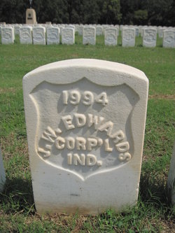 Corp John W. Edwards