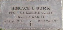 Horace L Dunn