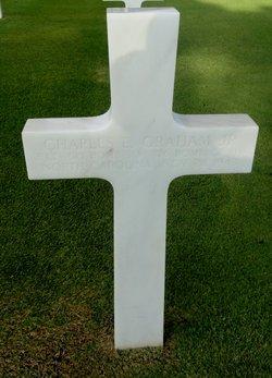 2LT Charles E Graham Jr.