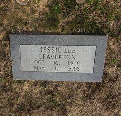 Jessie Lee Leaverton