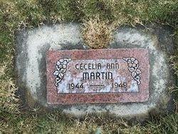 Cecelia Ann Martin