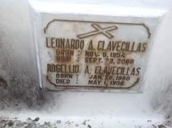 Rogellio A Clavecillas