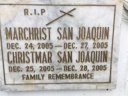 Marchrist San Joaquin