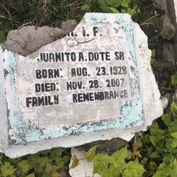 Juanito A. Dote, Sr.