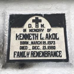 Kenneth L. Akol