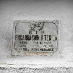 Encarnacion B. Tenila