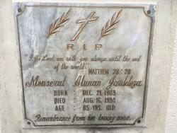 Monserat Alunan Jardeleza