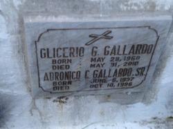 Adronico C Gallardo