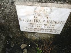 Magdalena P. Margate