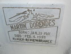 Martin Dorendes