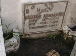 Nestor Mabalena