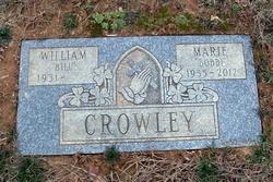 """Marie """"Bobbi"""" Crowley"""
