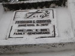 Francisco C. Cervantes