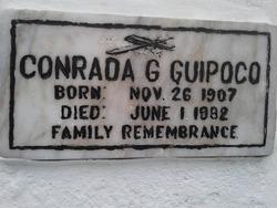 Conrada G Guipoco