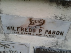 Wilfredo P. Pabon