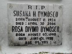 Susana H. Dymosco