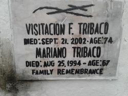Visitacion F. Tribaco