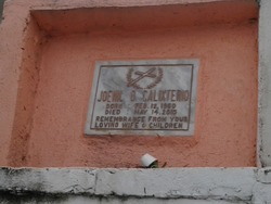 Joenil O Calixterio