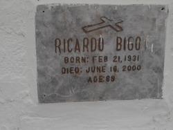 RICHARDO BIGOT