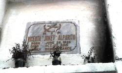 Vicenta Alparito